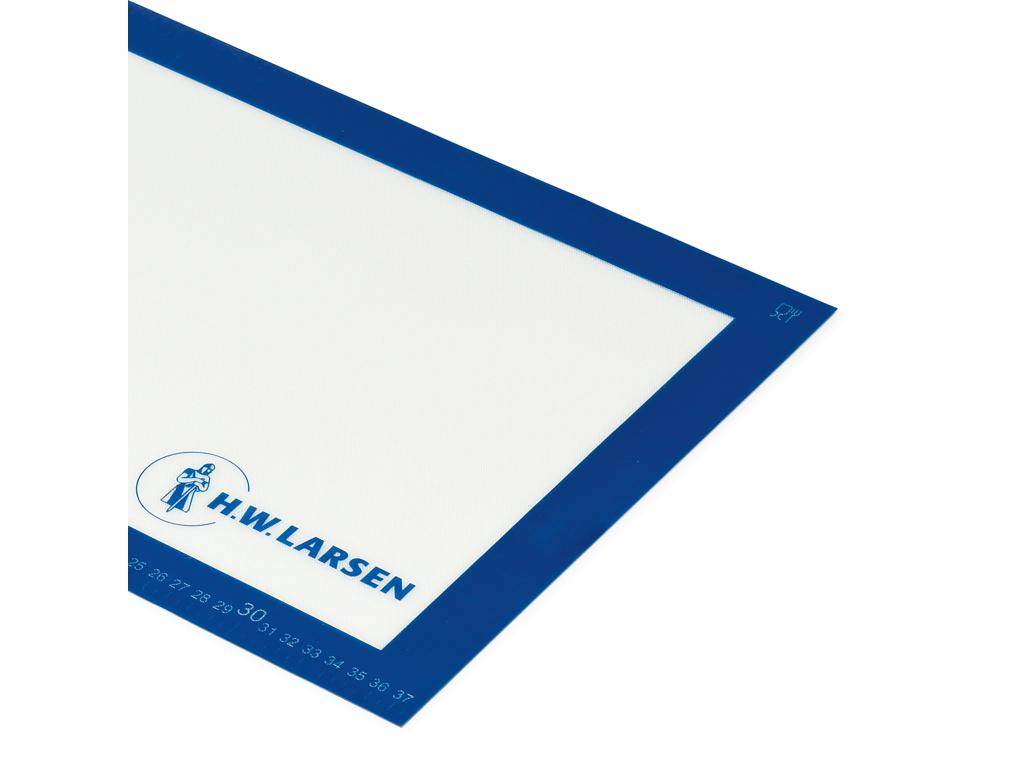 Bagemåtte, 40x30 cm, med cm-mål, tåler -40 til +280 °C