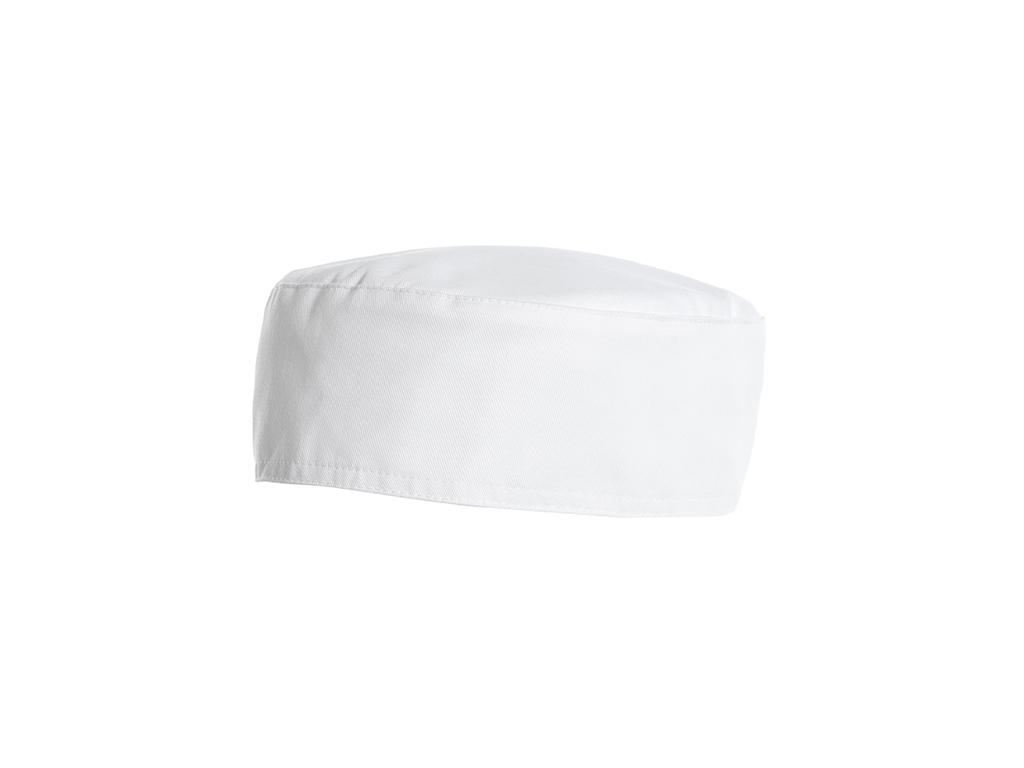 Kalot Hvid onesize m/ velcro hvid
