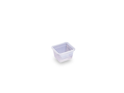 Plastic Gastronorm Container 1/6 GN
