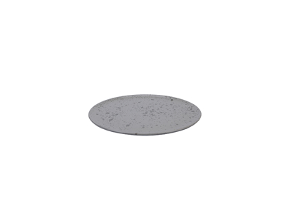RAW Middags tallerken Ø28 grå