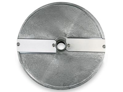 Skæreskive E6 6 mm med 2 blade