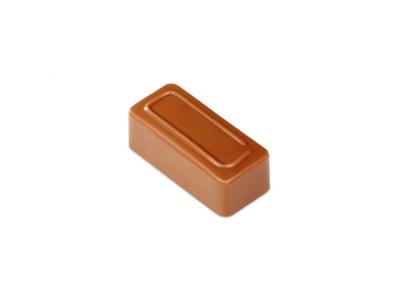 Chokoladeform 21 stk 37x16mm H14mm 10 gr