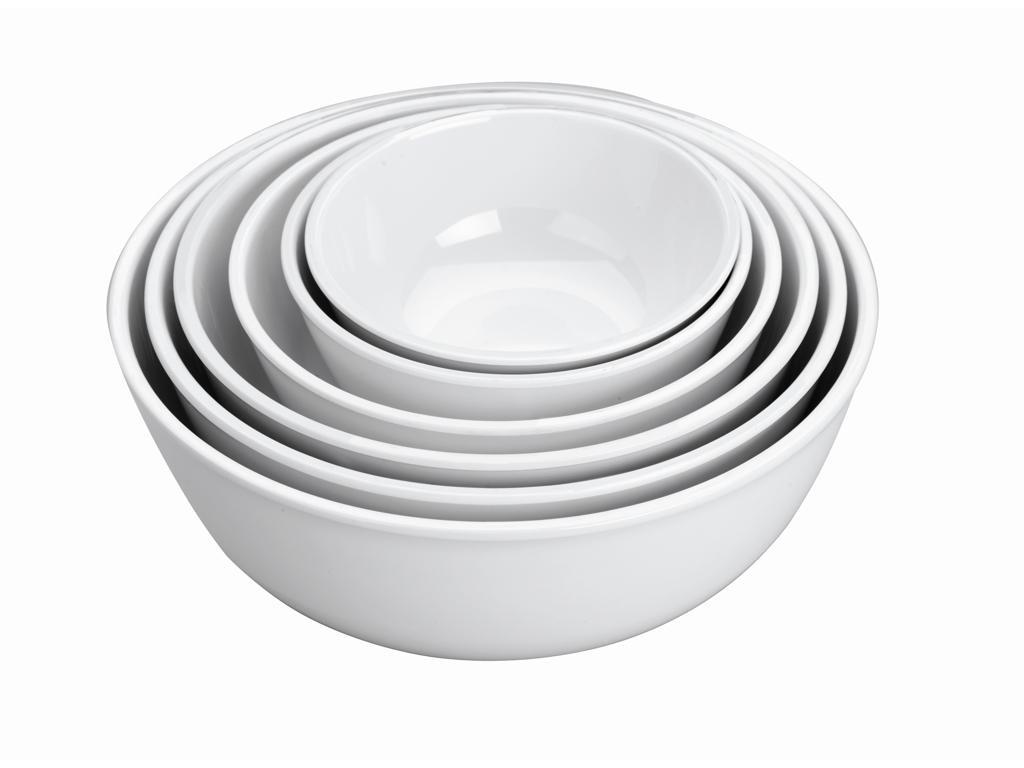 Melamin skål