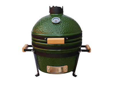 Grill Kamado Lille Sort Bordmodel