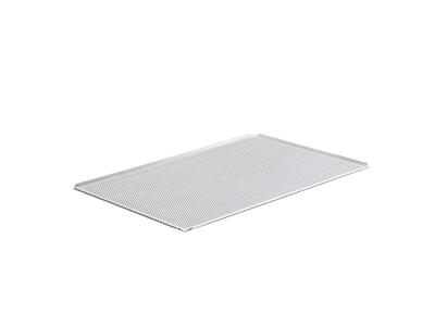 Bageplade 1/1 GN u/silikone Perforeret