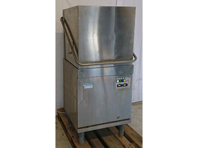 Brugt Opvasker Hætte  Rustfrit stål 2