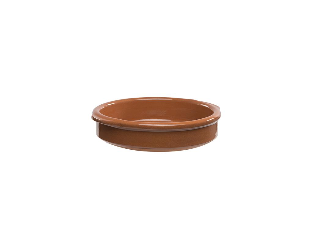 Torrent ovnfast skål Ø18 cm terracotta