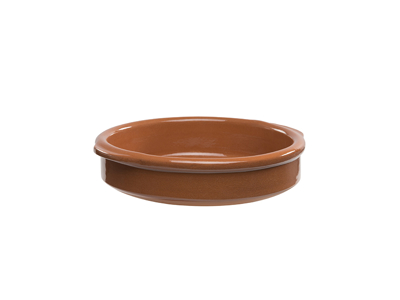 Torrent ovnfast skål Ø18 cm terracotta