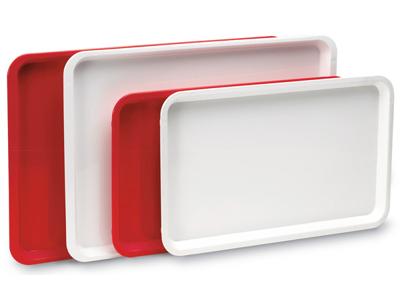 Bakke Plast hvid 1/1 GN -40/+70 grader