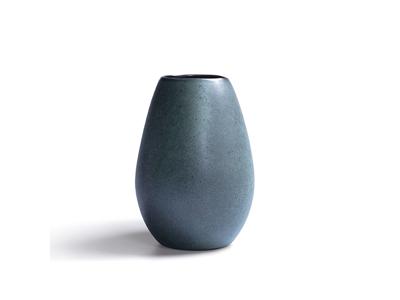 RAW Vase Ø8 H 18,5 cm grøn