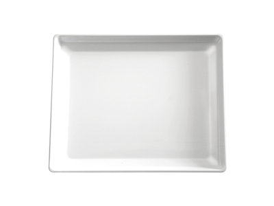 Float melamine tray