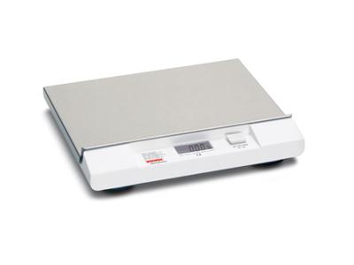 Vægt, kontrol, 0-10 kg / 5gr. Batteri