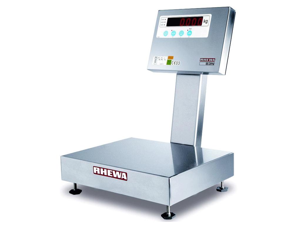Vægt 15-30 kg/5-10 gram vandtæt Rhewa