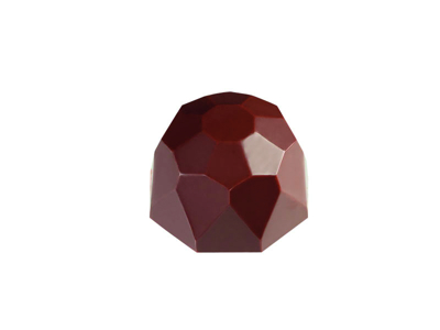 Chocolate mould diamond