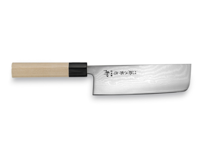 Grøntsagskniv 16,5 cm Tojiro Shippu træ