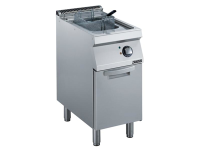 Friture 7 ltr m/skab el 400 mm 700