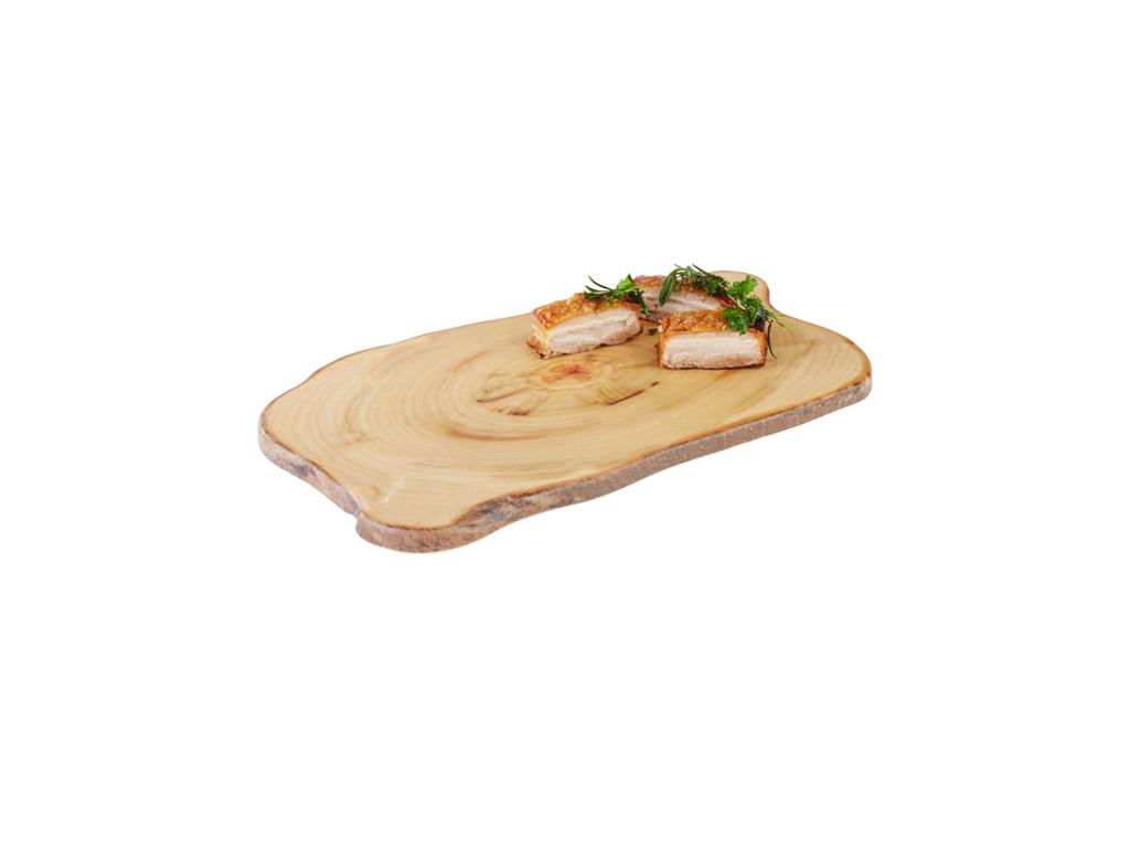 Serveringsbræt melamin 65x26 cm Timber