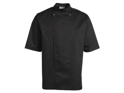 Black Chef Jacket size XL