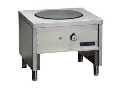 Kogeskammel kogeplade med 4 hjul el