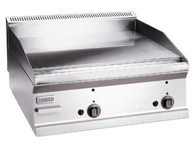 Stegeplade glat/rillet gas 700 mm N600