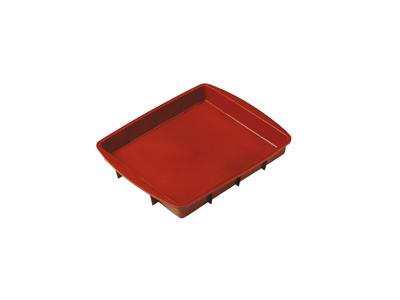 Bageform Silicone Pande LxBxD 28x24x4 cm