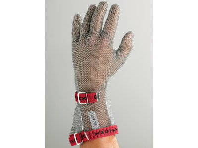 Chain mail glove