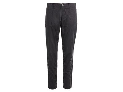 Bukser unisex sort/grå str. XS