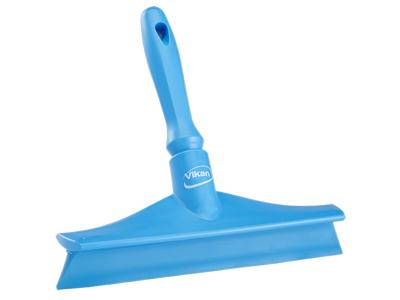 Bordskraber hygiejne 27 cm blå Vikan