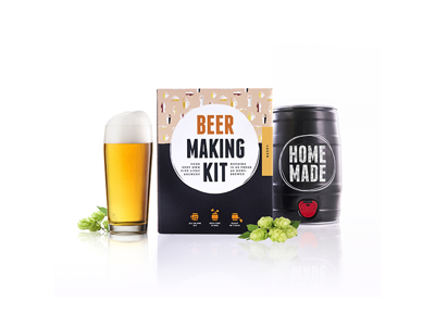 Beer making kit Lager 5 ltr