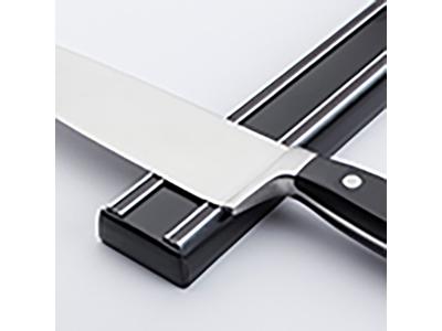Knivmagnet 350 mm Sort