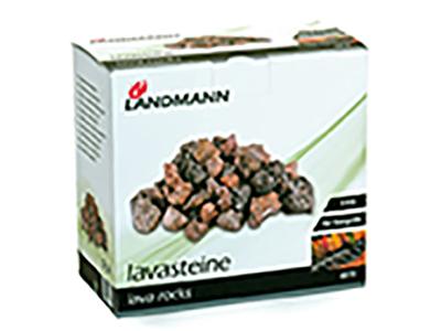 Lavasten 3 kg Landmann