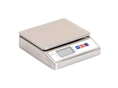 Vægt 0-10 kg, min 20 G, 1 G, RF, IP67 si