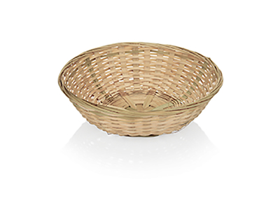 Brödkorg, rund, 22,5 cm