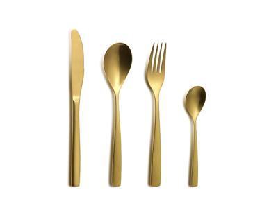 Kniv guld, 221 mm