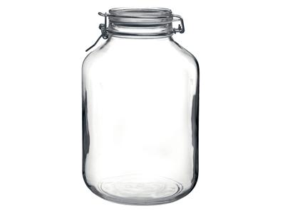 Henkogningsglas 5 liter h27,9 cm