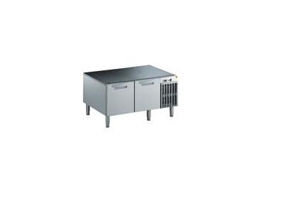 Understel m/køl med 2 skuffe1200 mm 900