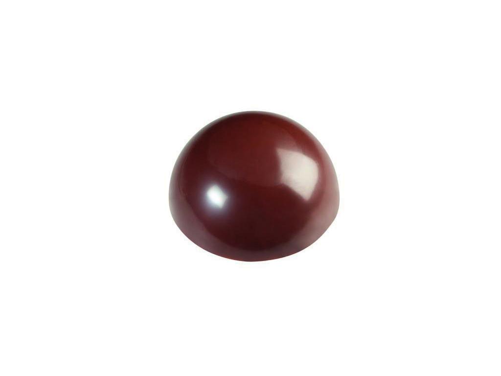 Chokoladeform 24 stk 9 gr Ø 24 mm