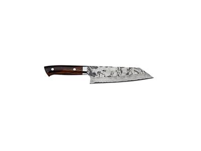 Bunka kniv 17 cm 61 Lag VG-10 Jerntræ