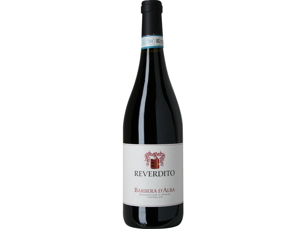 Rødvin Barbera d´Alba, Tenuta Reverdito
