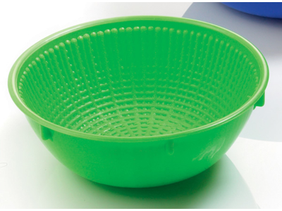 Round prooving basket