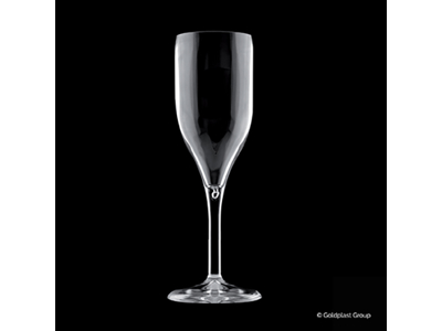 Champagneglas 15 cl Goldplast