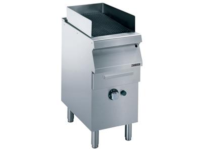 Grill med understel til gas 400 mm 700