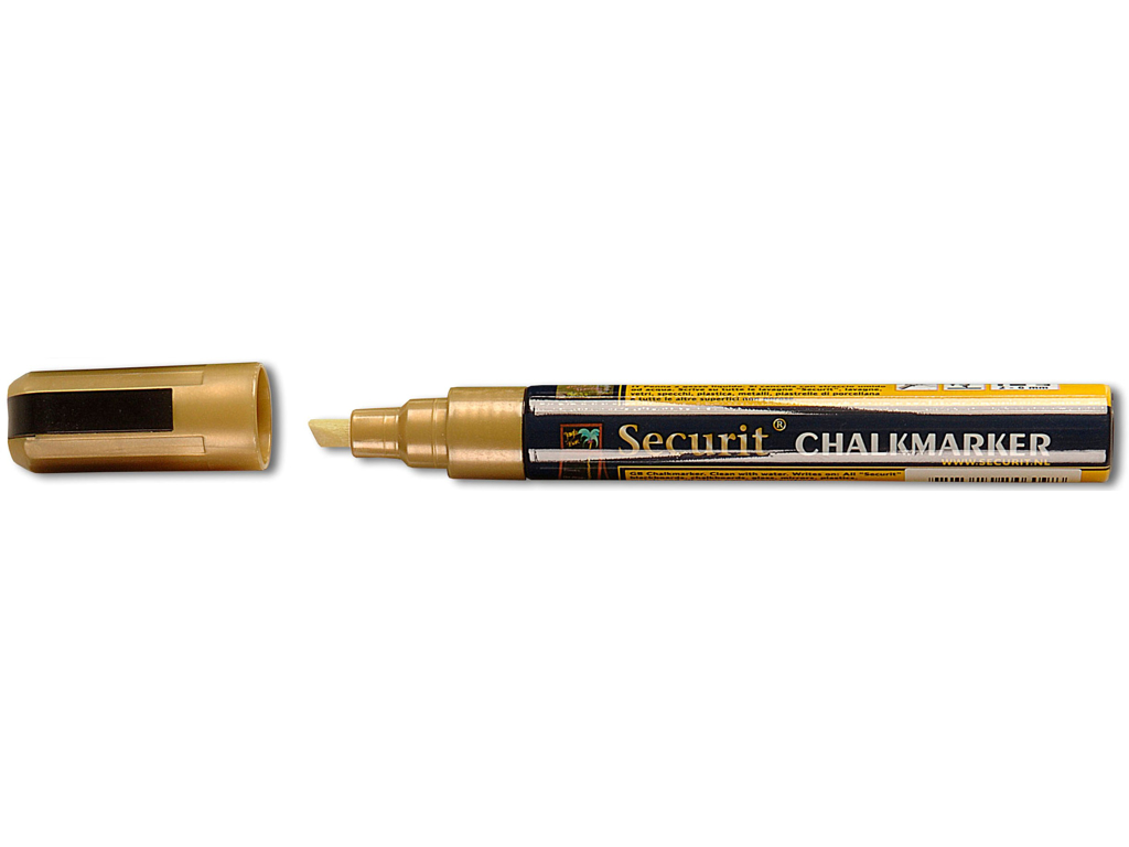 Marcador dorado 2-6 mm
