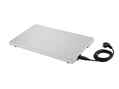 Varmeplade 1/1 GN Bourgeat Aluminium