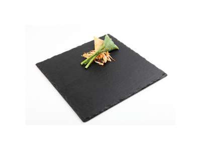 tray slate square