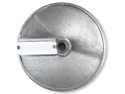 Skæreskive E8 8 mm 1 glat kniv