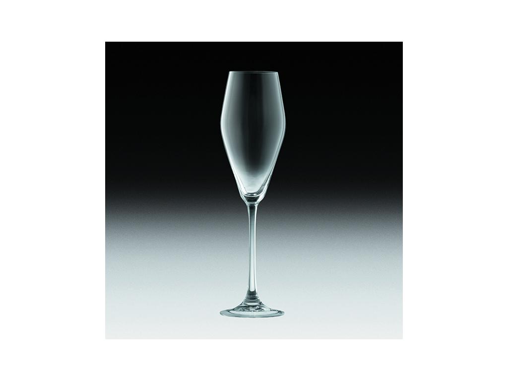 Glas Champagne La Divina fløjte