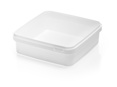 container LID NOT INCLUDED