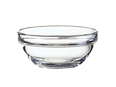 Stackable Glass Bowl