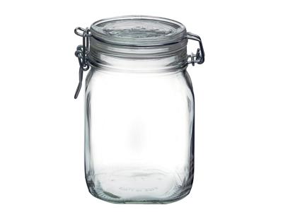 Henkogningsglas 1 liter h 16 cm